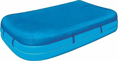 "Bestway Rectangular Swimming Paddling Pool Cover 305 X 183cm 120"" X 72"""