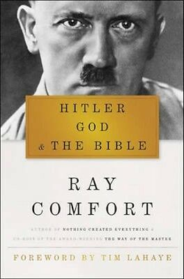 NEW Hitler, God & The Bible by Sr Ray Comfort BOOK (Hardback) Free P&H
