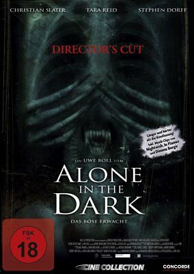 Alone in the Dark (Director's Cut) - Uwe Boll  DVD *HIT* FSK 18