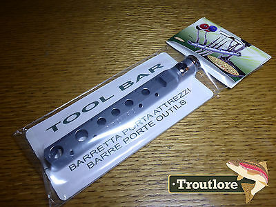Stonfo Tool Bar Fly Vise Accessory - New - Fly Tying Vice Tool