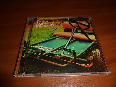 The All-American Rejects by The All-American Rejects (CD, Feb-2003) Used