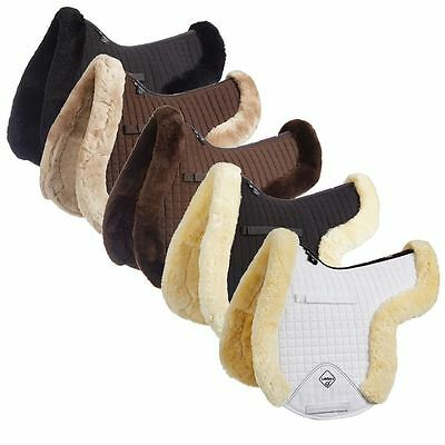 LeMieux Lambswool GP/Jumping Fully Lined Numnah 14492P