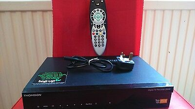 Thomson DTI6021-25 Digital TV Recorder 250GB Freeview Set Top Box with Remote
