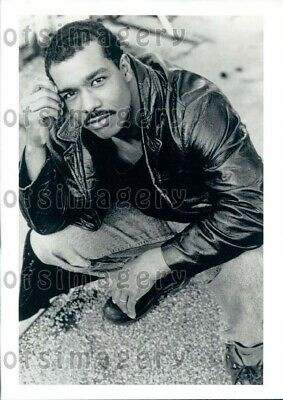 1998 Wire Photo Handsome Actor Michael Beach