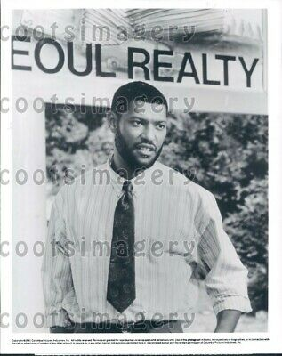 1995 Wire Photo Actor Larry Fishburne Boyz in the Hood