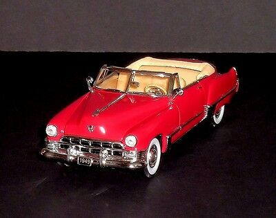 1949 Cadillac Series 62 Convertible Coupe ~ 1:32 Scale Die Cast ~ NMMM ~ NIB