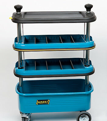 Hazet 166 N Assistent tool trolley new