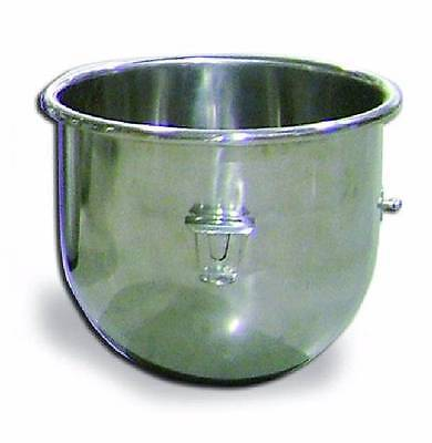 Omcan 23509 Stainless Steel 20 Qt. Mixing Mixer Bowl Fits Hobart Mixer