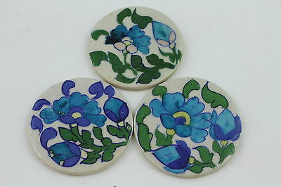 TILES CERAMICS DECORATED AFGHANISTAN AFGHAN HAND PAINTED CERAMIC TILES gon07