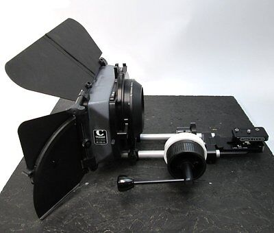 Chrosziel MB 450-02 Matte Box System for Canon XL-2 XL-H1 Professional Camcorder