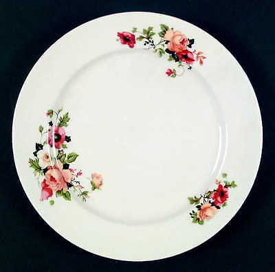 Homer Laughlin K4124 Luncheon Plate 223361