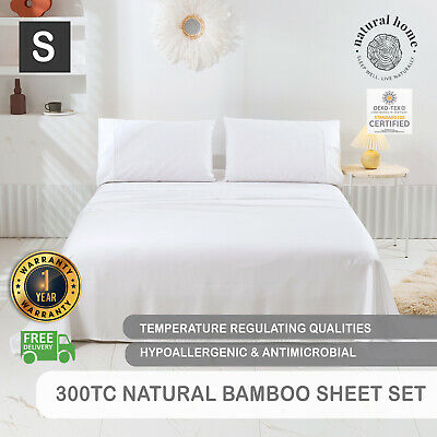 LUXURY Egyptian Cotton Flannel / Flannelette Sheet Set All Bed Sizes - 5 Colour