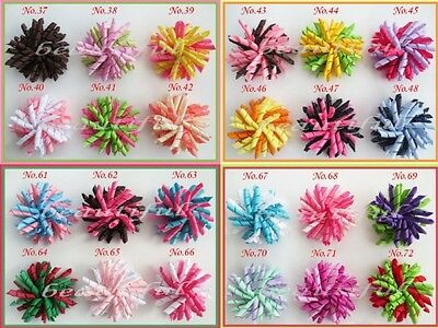 Elastic Clip Streamers Bow 96 No 50 BLESSING Good Girl Corker Ponytail 60 No.