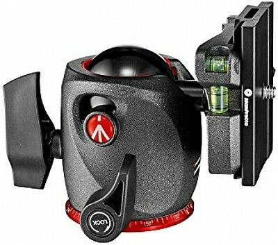 Manfrotto Xpro Ball Head With Quick Release Msq6Pl Plate Mhxpro-Bhq6
