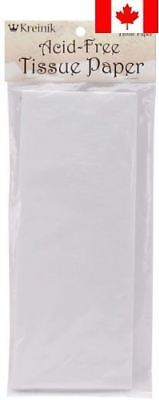 Kreinik 20042 Craft Supplies 12 Sheets of Acid Free Tissue Paper, 20 by 30-Inch
