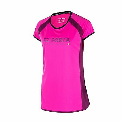 FZ FORZA Tiley Womens T-Shirt Pink Glo