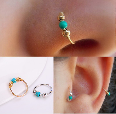 Nose Piercing Nose Ring Septum Helix Tragus Rook Ear Piercing Nose Stud
