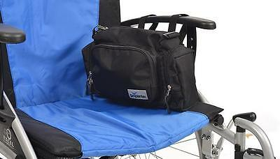 Simplantex Multipurpose Security Bag for Wheelchairs & Mobility Scooters (1680d)