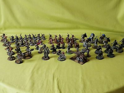 Warhammer Lotr/hobbit -Painted Models Many Units To Choose From
