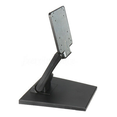 10-27'' Universal VESA 100mm Monitor Base POS Stand LCD Touchscreen Holder NEW