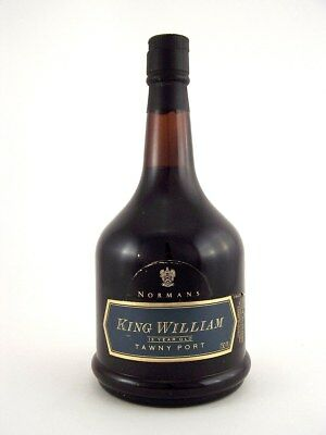 1998 circa NV NORMANS King William 12YO Tawny Port Isle of Wine