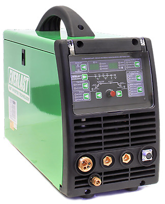 Everlast PowerMTS 211 MIG DC TIG STICK 200 amp complete with TIG package 200a