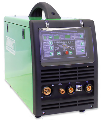 Everlast PowerMTS 251si PULSE MIG DC TIG STICK 250 amp  with TIG package 200a