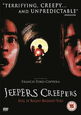 JEEPERS CREEPERS (DVD) (New)