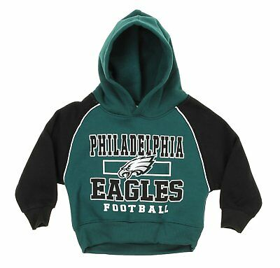 NFL Infants / Toddlers Philadelphia Eagles Printed Pullover Athletic Hoodie
