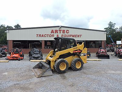 2014 Caterpillar 242D Skid Steer Loader - Bobcat - Multi Terrain - Very Clean!!