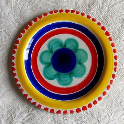DESIMONE MID CENTURY 10 INCH PLATE from ITALY