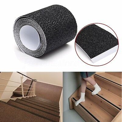 1M 50mm Anti Non Slip Tape High Grip Adhesive Sticky Backed Safety Floor Stair