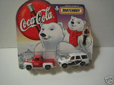 AVON  Matchbox  Coca-Cola Collectable Die Cast Vehicles  -  Ford    NEW