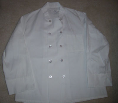 Sysco Chef Coat L 44/46 Model 4799896