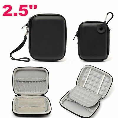 2.5 Inch External Hard Disk Drive Storage Case Carry Pouch Shockproof Bag HDD