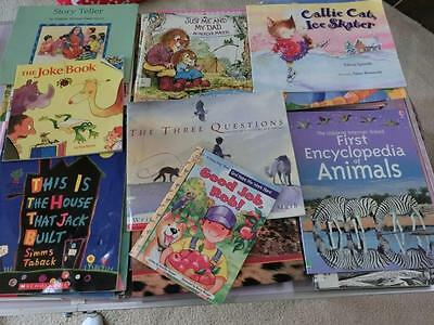 Huge Lot 77 K 1st  2nd 3rd  Grade AR Picture Books TEACHER LIBRARY