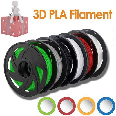 Aussie 3D Printer 1KG Printing Filament 1.75m WOOD PLA ABS ROLL Colour