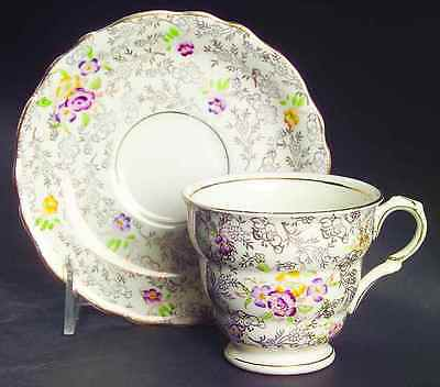 James Kent PEARL DELIGHT Cup & Saucer 6108672