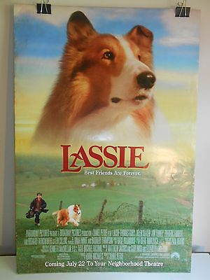 Lassie (1994) Original Double Sided Movie Poster 27x40