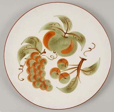 STANGL ORCHARD SONG Lot of 3 plates: ~1~ Bread Plates & ~2~ Dinner Plates!
