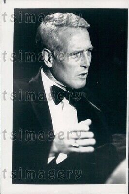 1978 WIRE PHOTO Actor Paul Newman Hollywood Star