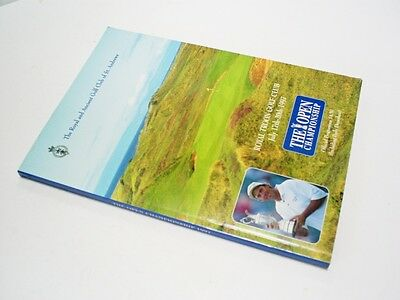 A 1997 Royal Troon British Open Golf Championship Official Programme
