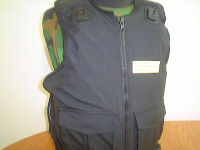 Male Nij Level 2 Bullet/stab Proof Vest Extra Extra  Large/xx Tall Mehler
