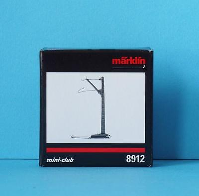 New Marklin 8912 Z Gauge Mini Club Catenary Feeder Mast & Base Plate