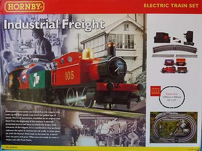 Empty Hornby R1015 Industrial Freight Holden Tank Class 101 Train Set Box Empty