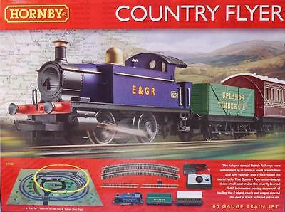 New Empty Hornby R1188 Country Flyer Class 101 0-4-0T Train Set Box Empty Box