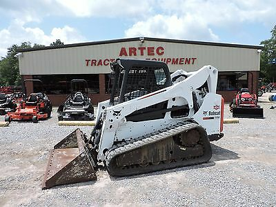 2014 Bobcat T770 Multi Terrain Loader - Caterpillar - Orops
