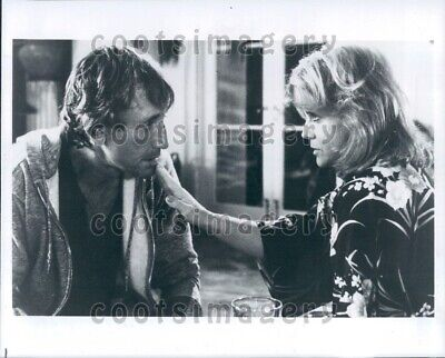 1986 Wire Photo Actress Ann-Margret & Roy Scheider Star In Movie 52 Pick Up
