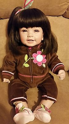 """Adora 20"""" Workout Chic Realistic Weighted Doll"""
