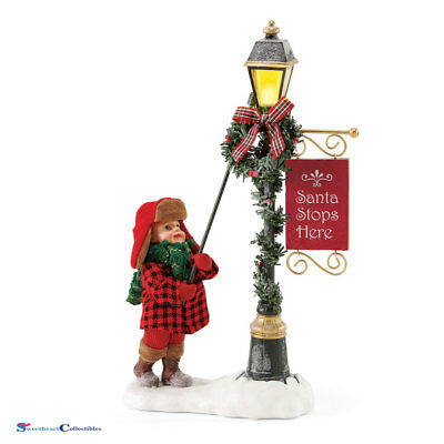 Dept 56 Possible Dreams 4057444 Lamp Lighter 2017